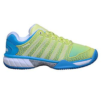 K-Swiss style Court express HB ladies sunny lime