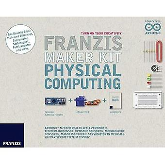 Science kit (set) Franzis Verlag Maker Kit Physical Computing 978-3-645-65284-1 14 years and over