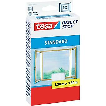 Fly screen tesa Insect Stop Standard (L x W) 1300 mm x 1500 mm White 1 pc(s)