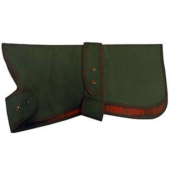 Barker Coat Green 56cm