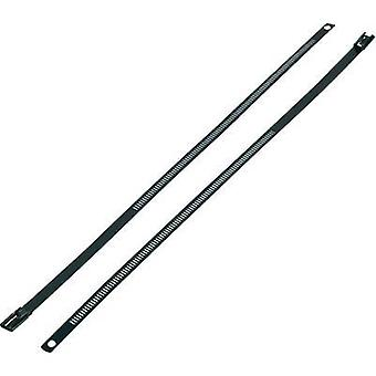 Cable tie 225 mm Black Coated KSS ASTN-225 ASTN-225 1 pc(s)