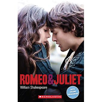 Romeo and Juliet (Scholastic Readers) (Paperback) by Shakespeare William