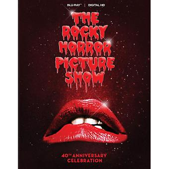 Rocky Horror Picture Show: 40th Anniversary [Blu-ray] USA import