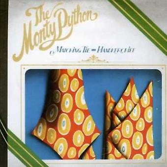 Monty Python - matchande slips & näsduk [CD] USA import