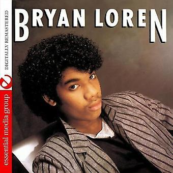 Bryan Loren - Bryan Loren [CD] USA import