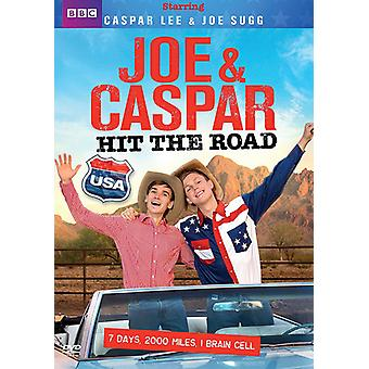Joe & Caspar Hit the Road: Usa Edition [DVD] USA import