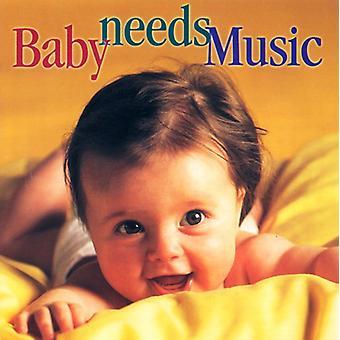 Baby behov musik - Baby har brug for musik [CD] USA import
