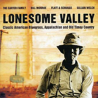 Lonesome Valley - Lonesome Valley [CD] USA import