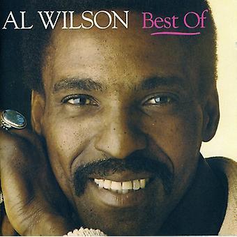 Wilsonal - lo mejor de importación de Estados Unidos Al Wilson [CD]