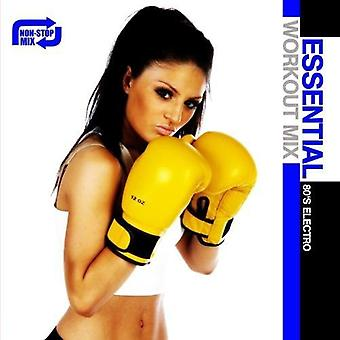 Essential Workout Mix: 80's Electro - Essential Workout Mix: 80's Electro [CD] USA import