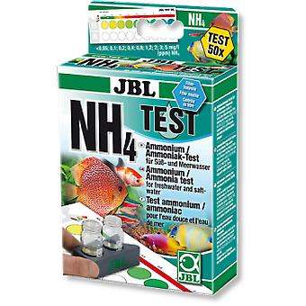 JBL AMMONIUM TEST-SET NH4 (Fish , Maintenance , pH & Other Substance Test Strips)