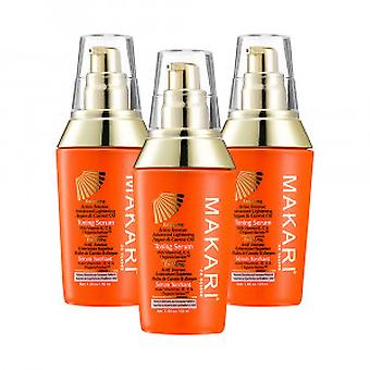 Makari Extreme Carrot & Argan Serum - 3 Serums