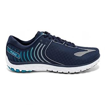 PureFlow 6 Mens D (STANDARD WIDTH) Road Running Shoes Blue