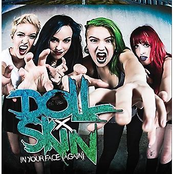 Dukke hud - i dit ansigt (igen) [CD] USA importerer