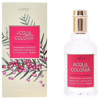 4711 4711 Acqua Colonia Pepper Pink Grapefruit Eau De Cologne 50Ml
