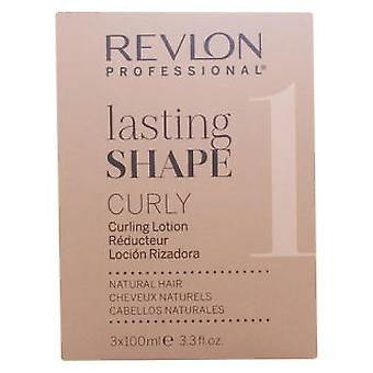 Revlon Lasting Shape Curling Lotion Natural Hair 3 x 100 ml