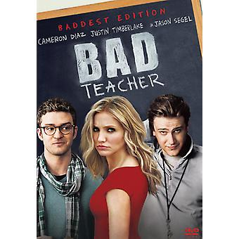 Bad Teacher (DVD) (Käytetty)