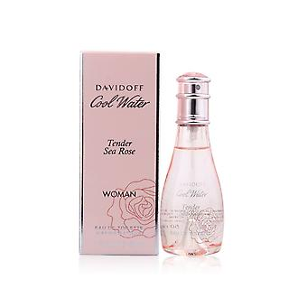 Davidoff Cool Water Tender Sea Rose Eau de Toilette 50ml EDT Spray
