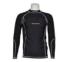 Sher-Wood 3M quick-dry Fitted Long Sleeve Shirt Senior
