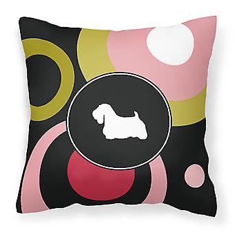 Carolines Treasures  KJ1055PW1414 Sealyham Terrier Decorative   Canvas Fabric Pi