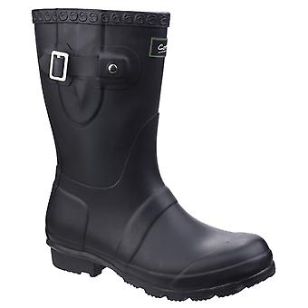 Cotswold Womens/Ladies Windsor Short Waterproof Pull On Wellington Boots