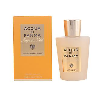 Acqua Di Parma Magnolia Nobile Shower Gel 200ml Womens New Sealed Boxed