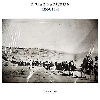 Tigran Mansurian - Tigran Mansurian: Re [CD] USA import
