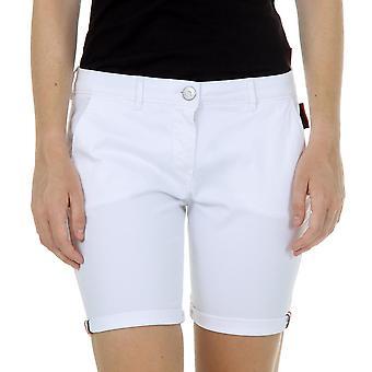 Andrew Charles Womens Shorts White Safia