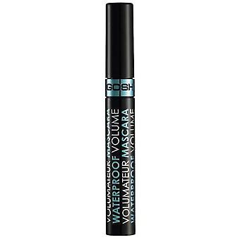 Gosh Copenhagen Eyelash Mask Waterproof Volume 10 ml (Make-up , Eyes , Mascara)
