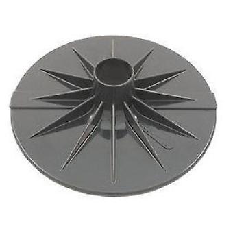 Pentair 086500042 Vacuum Plate Replacement Sta-Rite U-3 Pool Skimmer 08650-0042