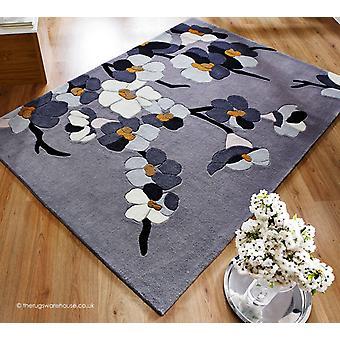 Blossom Grey Rug