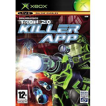 Tron 2.0 moordenaar AP (Xbox)