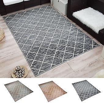 «Modern design korte Fawaz tapijt» mesh «geruite diamant».
