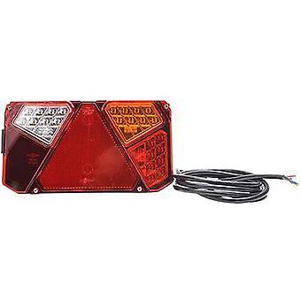 LEDs Trailer tail light Turn signal, Brake light, Tail light, Reflector , Reversing lamps, N
