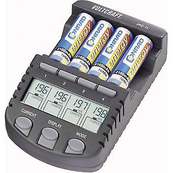 VOLTCRAFT IPC-1L AA AAA Intelligent Battery Charger