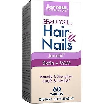 Jarrow Formulas BeautySil Hair & Nails 60 Tablets