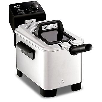 Tefal FR333040 Easy Pro Semi Professional Stainless Steel Deep Fat Fryer, 2200W