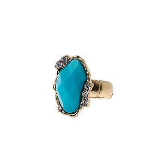 Oversize Jewel Ring