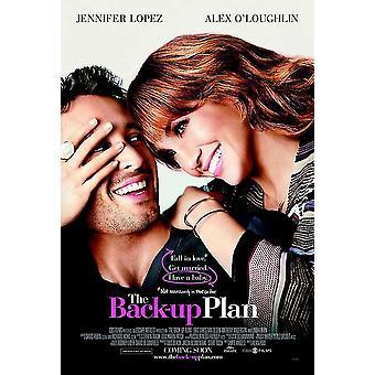 L'affiche du film Back-Up Plan (11 x 17)