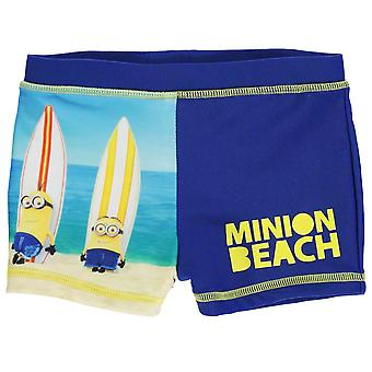 Character Kids Swim Pants Trunk Infant Boys Breathable Clothing