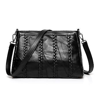 Shoulder handbag in genuine Sheepskin RANDIG1051