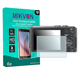 Panasonic Lumix DMC-TZ40 Screen Protector - Mikvon Clear (Retail Package with accessories)