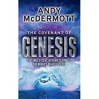 Pagt om tilblivelsen af Andy McDermott - 9780755345533 bog