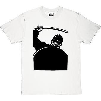 Die feindlichen Männer T-Shirt