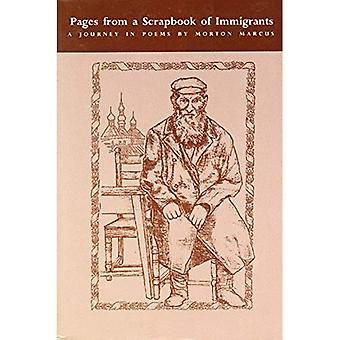 Pages from a Scrapbook of Immigrants: A Journey in Poems
