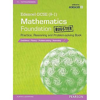 Edexcel GCSE (9-1) Mathematics: Foundation Booster Practice, Reasoning and Problem-Solving Book (Edexcel GCSE...