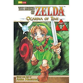LEGEND OF ZELDA GN VOL 01 (von 10) (CURR PTG) (C: 1-0-0) (The Legend of Zelda)