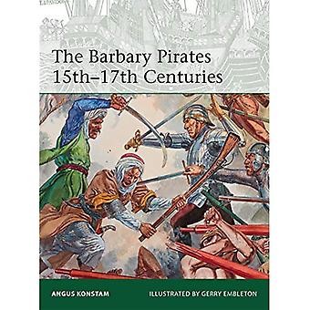 Barbary pirater 15-17 århundraden (elit)