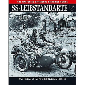 Ss Leibstandarte (Waffen Ss Divisional Histories)
