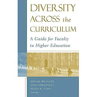 Diversity Across the Curriculum: A Guide for Faculty in Higher Education (JB  Anker)